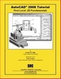AutoCAD 2008 Tutorial - First Level : 2D Fundamentals, Shih, Randy and Zecher, Jack, 1585033618