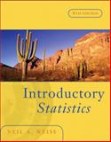 Introductory Statistics, Weiss, Neil A., 0321393619