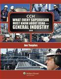 What Every Supervisory Must Know about OSHA General : 2010, Teeples, Joe, 0808023616