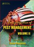 Encyclopedia of Pest Management, , 1420053612