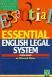 Essential English Legal System, Jan McCormick-Watson, 1859413617