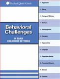 Behavioral Challenges in Early Childhood Settings, Connie Jo Smith, 1933653612