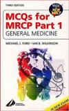 MCQ's for MRCP 9780443073618