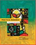 Practical Research : Planning and Design Plus MyEducationLab with Pearson EText, Leedy, Paul D. and Ormrod, Jeanne Ellis, 0132893614