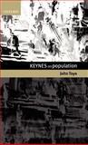 Keynes on Population 9780198293620
