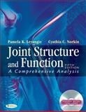 Joint Structure and Function : A Comprehensive Analysis, Levangie, Pamela and Norkin, Cynthia, 0803623623