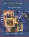Microeconomics : Principles and Policy, Baumol, William J. and Blinder, Alan S., 0538453621