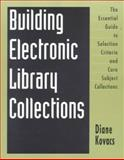 Building Electronic Library Collection 9781555703622