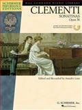 Clementi Sonatinas, Opus 36, , 0634073621