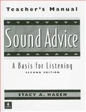 Sound Advice : A Basis for Listening, Hagen, Stacy A., 0130813621