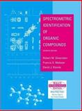 Spectrometric Identification of Organic Compounds, Silverstein, Robert M. and Webster, Francis X., 0471393622