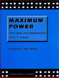 Maximum Power 9780870813627