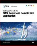Getting Started with the SAS Power and Sample Size Application, SAS Institute, 1590473620