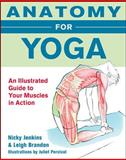 Anatomy for Yoga, Leigh Brandon and Nicky Jenkins, 0071633626