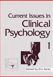 Current Issues in Clinical Psychology, , 0306413620