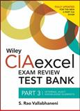 Wiley CIA Exam Review 2014 Test Bank, Vallabhaneni, 1118903625