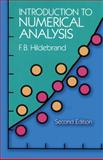 Introduction to Numerical Analysis, Hildebrand, F. B., 0486653633