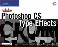Adobe Photoshop CS Type Effects, Kim, Dong Mi and Baek, Kwang Woo, 159200363X