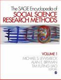 The SAGE Encyclopedia of Social Science Research Methods 9780761923633
