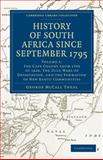 History of South Africa since September 1795, Theal, George McCall, 1108023630