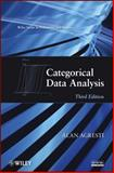 Categorical Data Analysis 3rd Edition