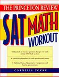SAT Math, Cornelia Cooke and Princeton Review Staff, 067975363X