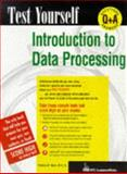 Introduction to Data Processing, Myler, Patricia, 0844223638