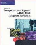 A Guide to Computer User Support, Beisse, Fred, 0619033630