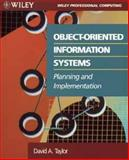 Object-Oriented Information Systems, David A. Taylor, 0471543640