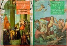 History of Italian Art, Peter Burke, 0745613640