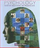 Psychology in Modules, David G. Myers, 1464113645