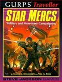 GURPS Traveller Star Mercs, Martin J. Dougherty, 1556343647