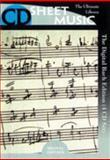 The Digital Bach Edition, Johann Sebastian Bach, 1933393645