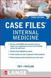 Case Files - Internal Medicine, Toy, Eugene C. and Patlan, John T., Jr., 0071613641