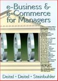E-Business and E-Commerce for Managers, Deitel, Harvey M. and Deitel, Paul J., 0130323640