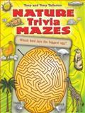 Nature Trivia Mazes, Tony Tallarico, 0486453642