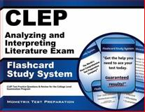 CLEP Analyzing and Interpreting Literature Exam Flashcard Study System, CLEP Exam Secrets Test Prep Team, 1609713648