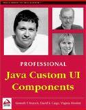 Java Custom UI Components, Kenneth Krutsch, 1861003641