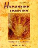 Humankind Emerging, Daniel Riffe, Don Sneed, 0673523640