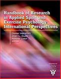 Handbook of Research in Applied Sport and Exercise Psychology : International Perspectives, , 1885693648