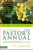 The Zondervan 2005 Pastor's Annual 9780310243649