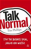Talk Normal, Tim Phillips, 0749463643