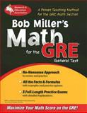 Bob Miller's Math for the GRE General Test, Miller, Bob, 0738603651