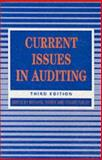 Current Issues in Auditing 9781853963650