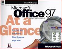 Microsoft Office 97 at a Glance, Perspection, Inc. Staff, 157231365X