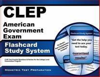 CLEP American Government Exam Flashcard Study System, CLEP Exam Secrets Test Prep Team, 1609713656