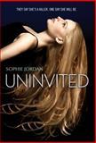 Uninvited, Sophie Jordan, 0062233653