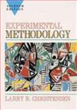 Experimental Methodology, Christensen, Larry B., 0205263658