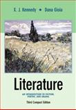 Literature : An Introduction to Fiction, Poetry, and Drama, Kennedy, X. J., 0321093658