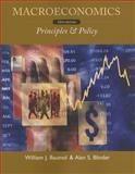 Macroeconomics : Principles and Policy, Baumol, William J. and Blinder, Alan S., 0538453656